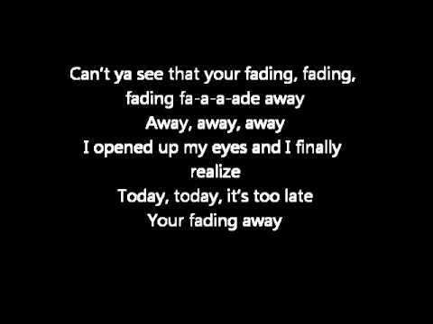 Rihanna - Fading (Away) Lyrics