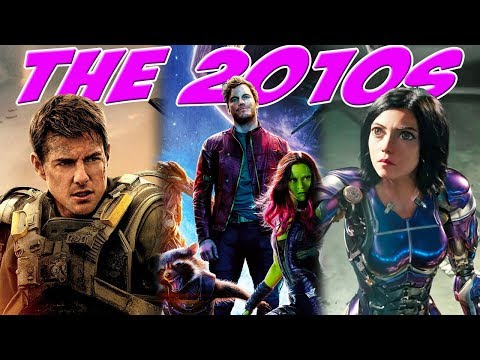 Top 10 Sci-Fi Movies of the 2010s