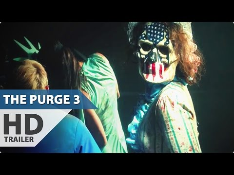Thumbnail: The Purge 3 Election Year Trailer (2016) Elizabeth Mitchell Horror Movie HD