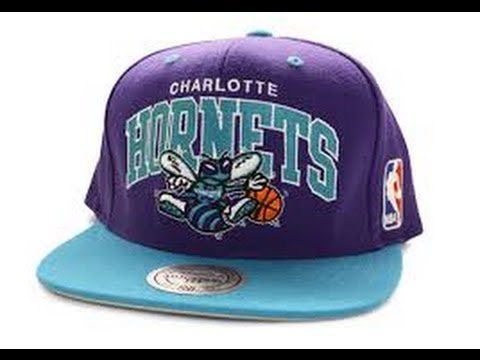 Charlotte Hornets Snapback Unboxing and Review - YouTube 7ff932b9366d