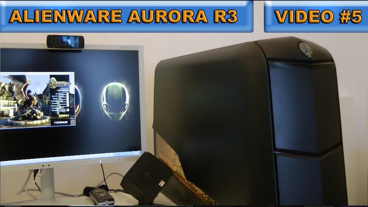 Alienware Aurora-R3 AMD Radeon HD6950 VGA Driver Windows XP