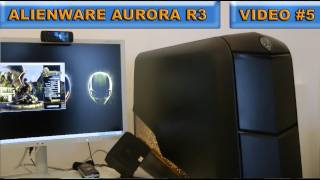 XFX AMD Radeon HD 7970 Graphics Card Benchmark - Aurora R3 Video 5