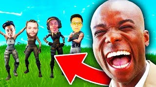 WE TROLL BEST EUROPEAN PLAYERS IN THE TOURNAMENT OFFICIAL FORTNITE BATTLE ROYAL!