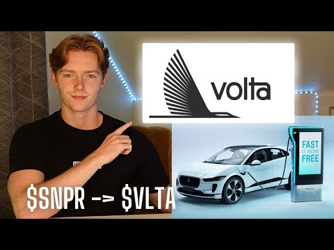 Download My Research on SNPR Stock, is Volta Charging a Good Investment?