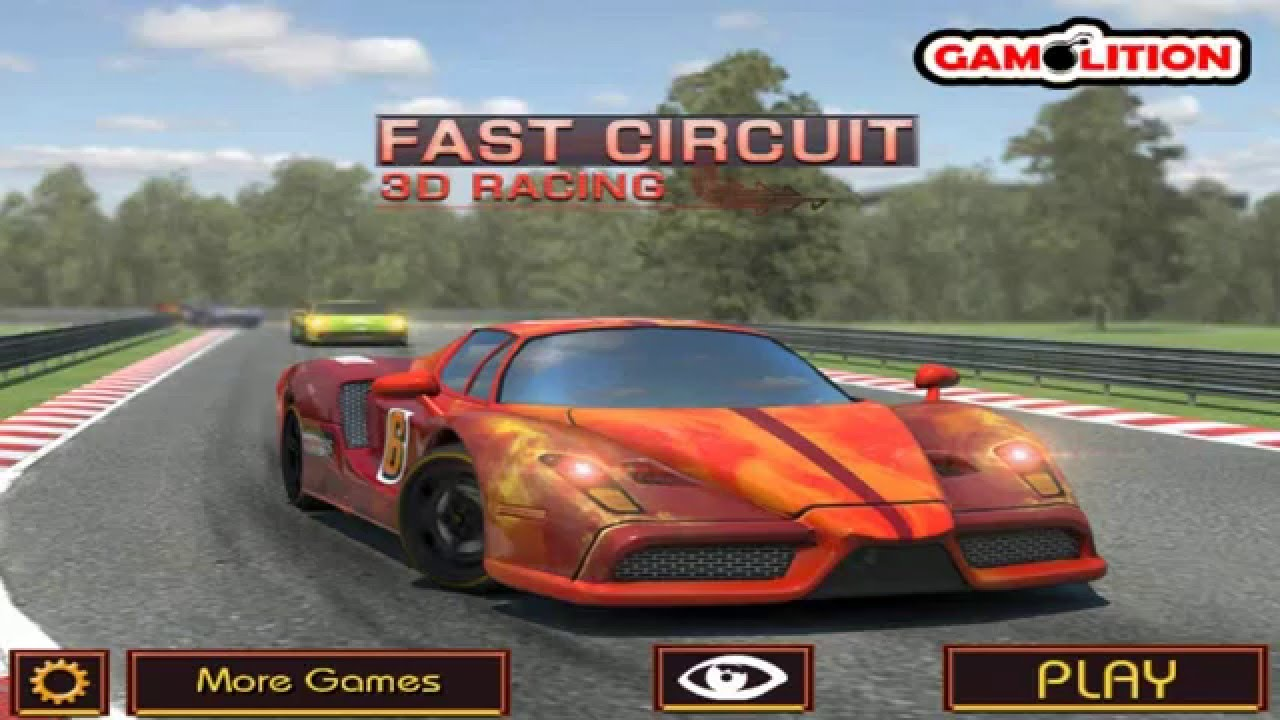online racing car games 3d