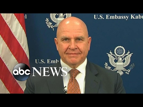 McMaster says 'there's an international consensus' that North Korea threat can't continue