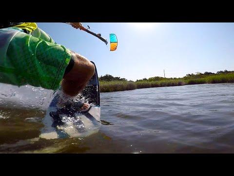 INFINITY 6G Fastest light wind kite