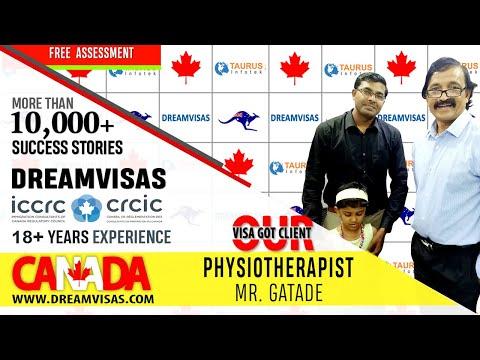 Vishal,Our Canada PR visa got client with Manoj Palwe