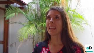Katherine Asch, Colegio de Profesionales en Nutrición