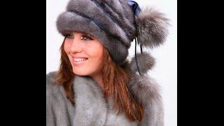 видео Модные женские меховые шапки 2014. Фото модных зимних шапок 2014