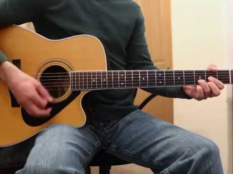 Forever And Ever, Amen - Randy Travis - Guitar Lesson - YouTube