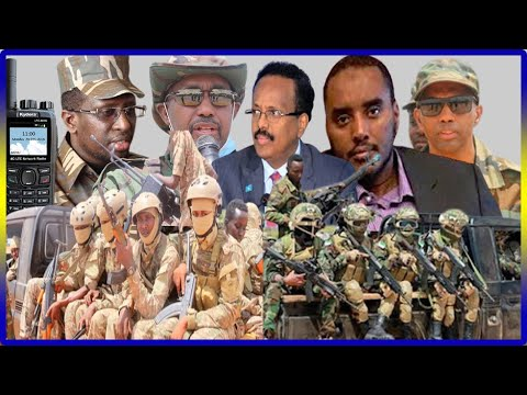 Download DEGDEG XOG Beesha Hawiye oo  ku dhawaaqday Dagaal ka dhan  ah Fahad & Farmaajo,,Weerarka Mucaaradka?