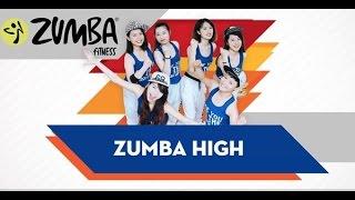 Zumba Fitness: Hướng dẫn nhảy bài Zumba high