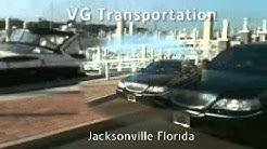 VG Airport Transportation - Jacksonville, Ponte Vedra, St. Augustine Florida