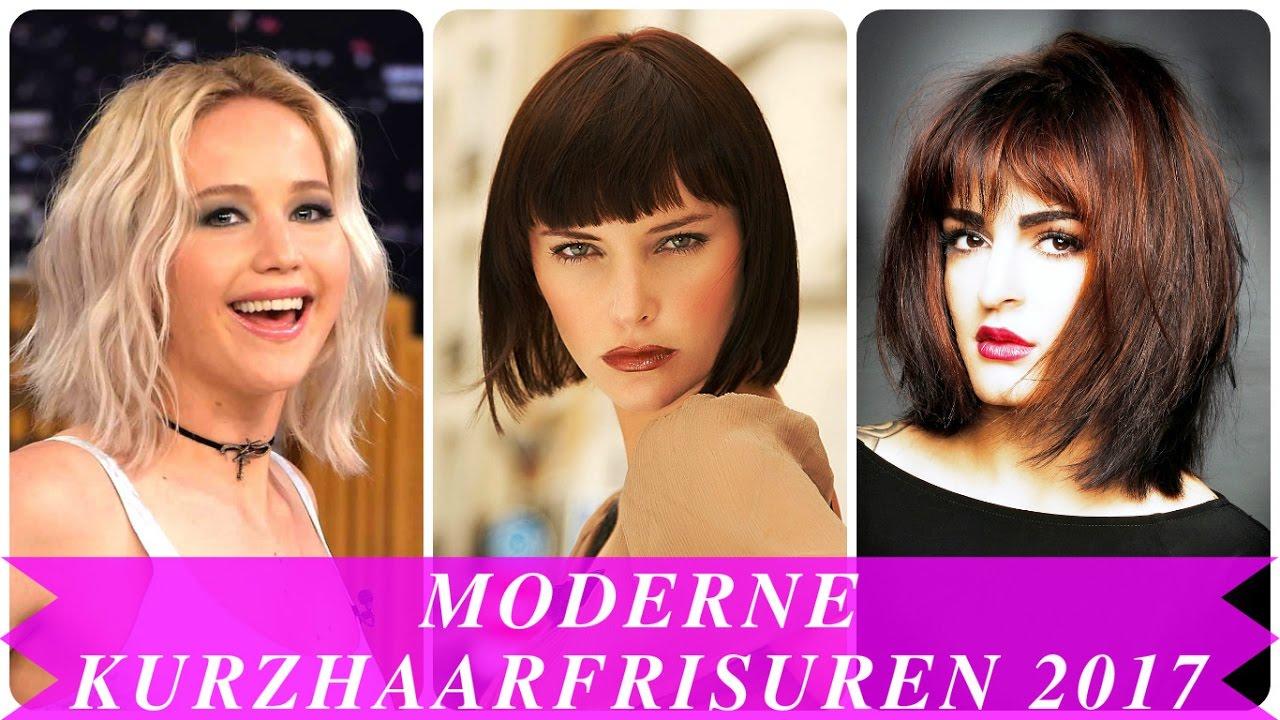Modische Frisuren Frauen 2017