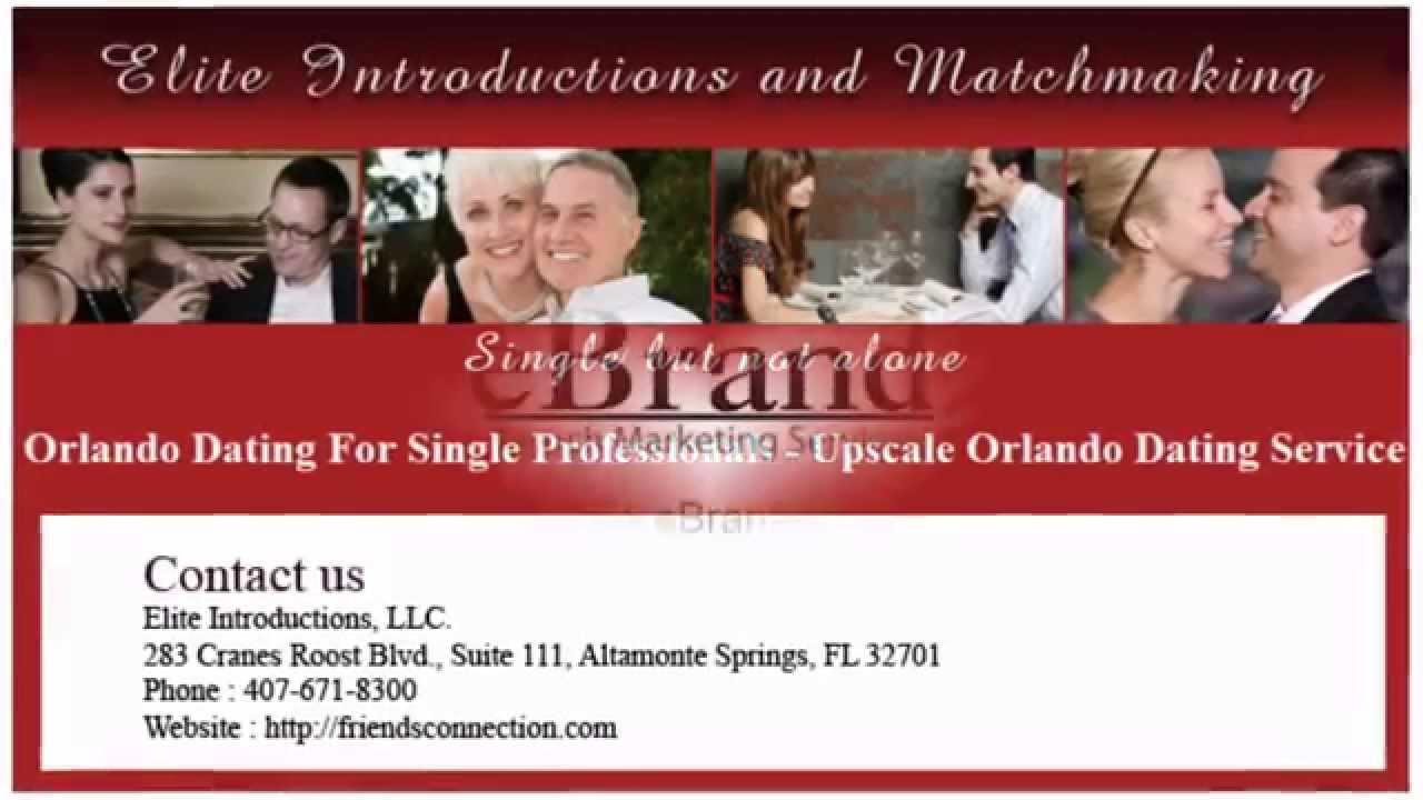 Orlando professional dating