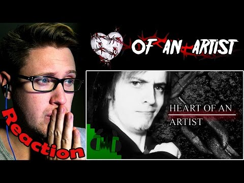 HEART OF AN ARTIST by DAGames REACTION! | WHEN PASSION CRUMBLES UNDER PRESSURE N' HATE |