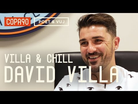 David Villa and Chill | Poet and Vuj Present