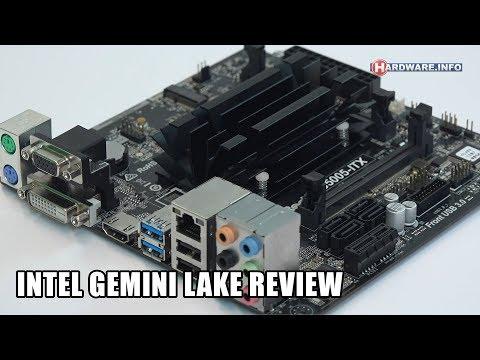 Intel Pentium J5005 Gemini Lake video review - Hardware Info