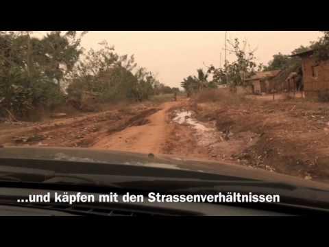 En voiture au Togo
