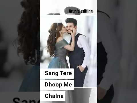 Saaya Banke Sang Tere Doop Mein Chalna