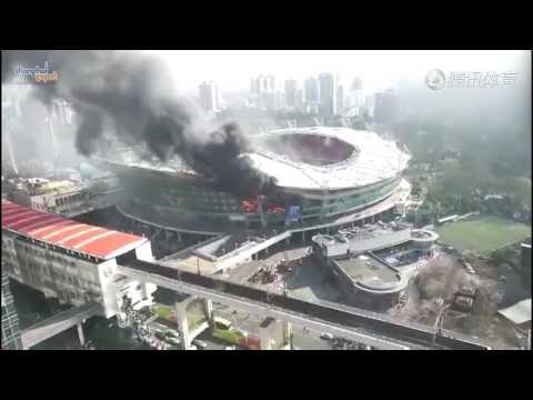 Shanghai Shenhua's Hongkou Stadium