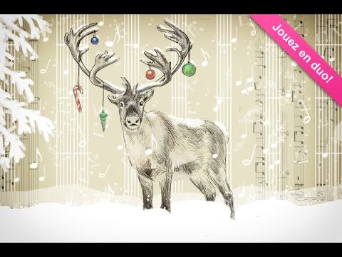 Christmas Song - O Holy Night - Clarinet and Piano duet