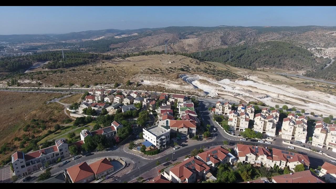 Max Shemesh: Future Home To The Nof Parc