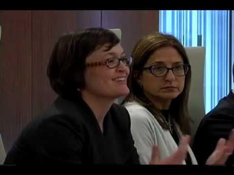 Pro Bono and Professional Development Roundtable - Amanda Smith