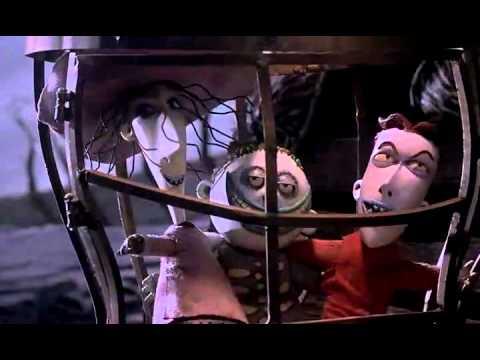Кошмар перед Рождеством. Взять Санта Клауса, в башню заточить - деда уму-разуму надо поучить...