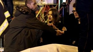 Witness to Paris shooting describes chaotic scene