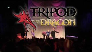 tripod vs the dragon