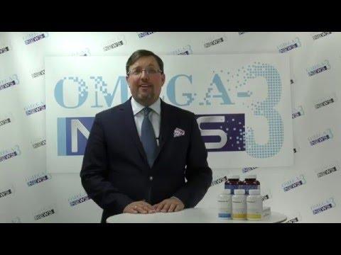 Ulf Oldenborg z Natural Pharmaceuticals wita na kanale Omega-3 NEWS!