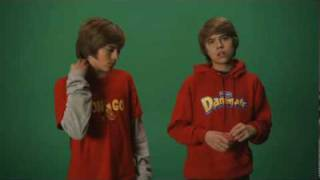 Dylan Cole Sprouse Danimals Commercial Outtake 3 Youtube