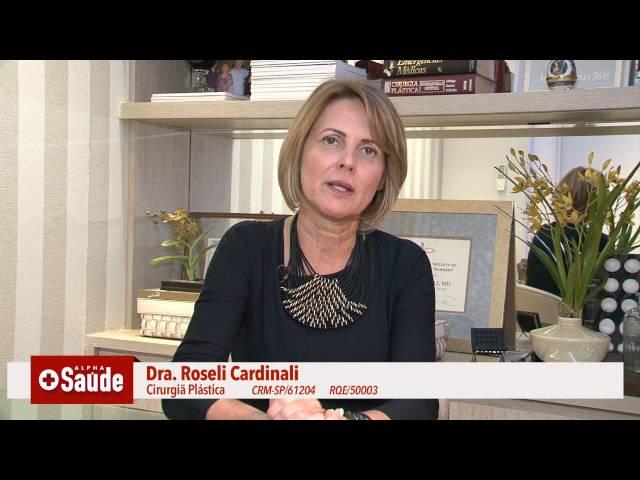 ALPHA SAÚDE DRA ROSELI CARDINALI - CIRURGIA ÍNTIMA - 17/10/2016