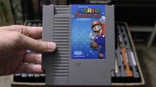 Mario Adventure - Review by Mike Matei