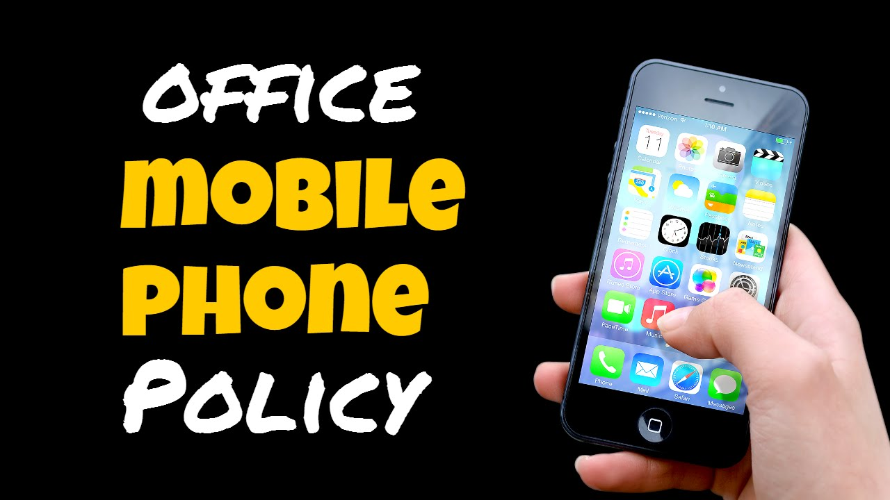Office Mobile Phone Policy | Dental Practice Management Tip of the Week!