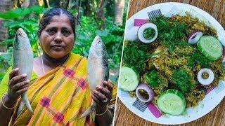 Hilsa/Ilisha/Ilish Dopiaza Cooking Recipe by Village Food Life