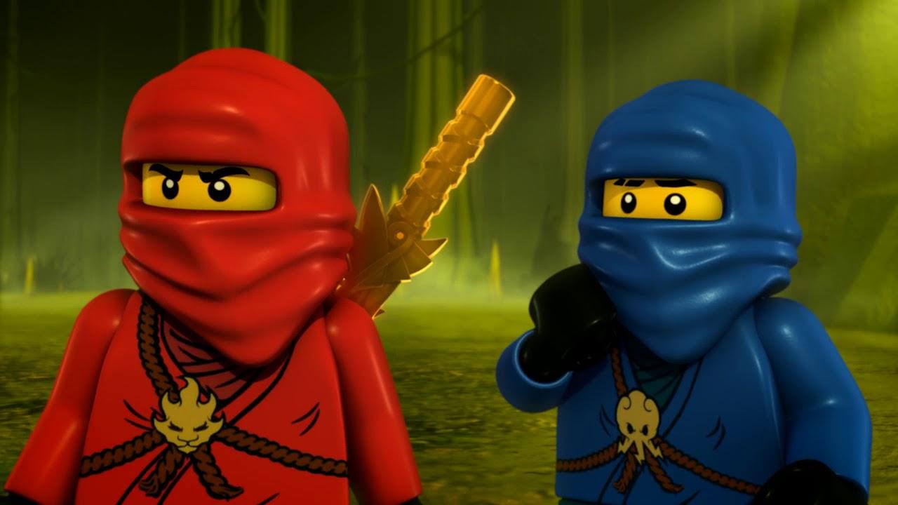 Download LEGO Ninjago - Season 1 Episode 5 - Can of Worms