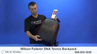 Wilson Federer DNA Tennis Backpack