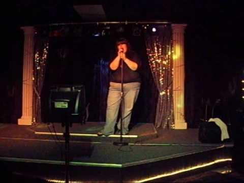 Super Sperm at Karaoke..