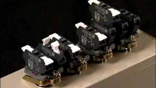 Schneider Electric Harmony Spring Clamp Contact Blocks
