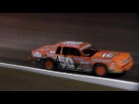 Stock Car Amain @ Hancock County Speedway 04/21/17