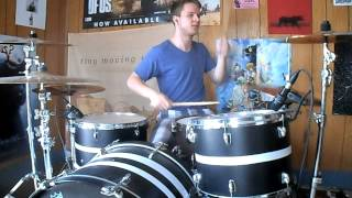 Sound Effects and Overdramatics // The Used (DRUM COVER)