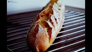 Baget Ekmek Nasıl Yapılır? | Baguette Bread Recipe