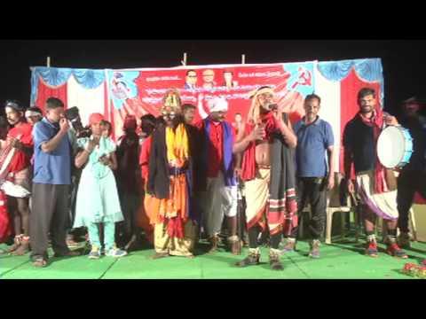 Excellent Songs By PNM Artists |  Mahajan padayatra | CPIM Telangana