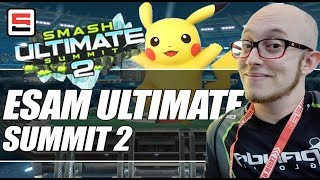 ESAM recalls his first Summit experience, effects of campaigning | ESPN Esports