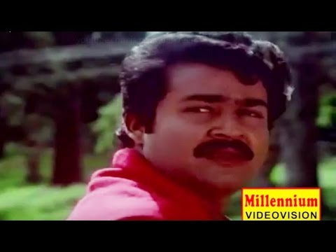 Malayalam Romantic Song   PON VEENE (Female)   താളവട്ടം   KS Chithra   Mohanlal&Karthika
