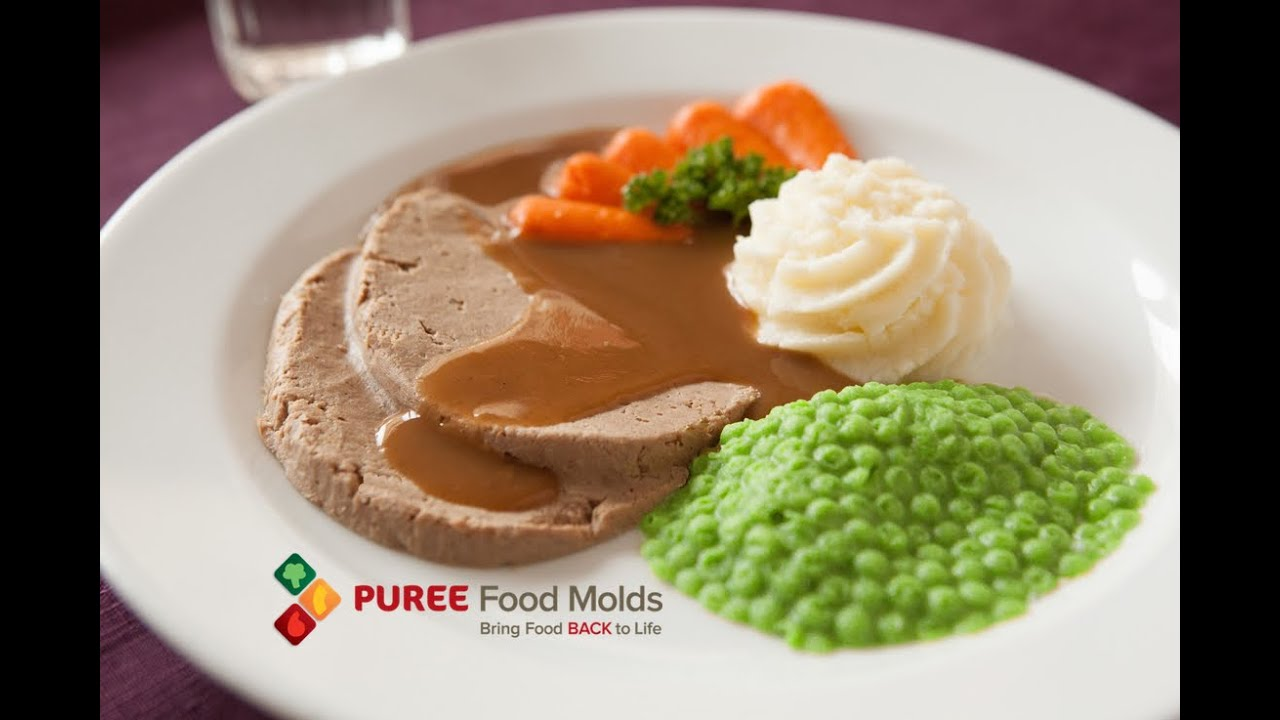 Pureed Food Recipes For Elderly