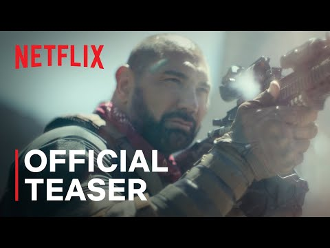 Army of the Dead | Official Teaser | Netflix Movie | Watch Online | Free Download